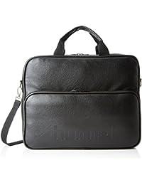 Hummel HUMMEL COMPUTER BAG - BLACK/SILVER