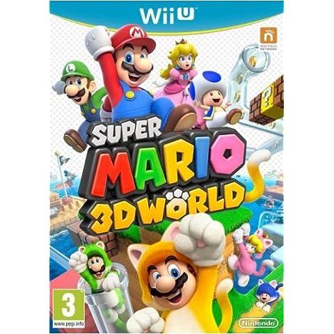 Super Mario 3D Worlds [Importación Italiana]