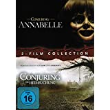 Annabelle / Conjuring (2-Film Collection) 2 DVDs