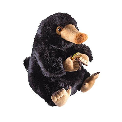 Phantastische Tierwesen Plüsch Figur Niffler 21cm zu Fantastic Beasts schwarz
