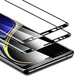 ESR Verre Trempé pour Samsung Note 9, Couverture Intégrale 3D [Pack de 2] [S Pen Compatible], Protection Ecran Film en Verre Trempé Ultra Résistant Indice Dureté 9H pour Samsung Galaxy Note 9