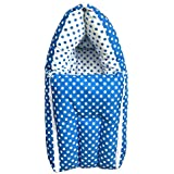 Younique Baby Bed Sleeping Bag,0-6 Months (Blue)
