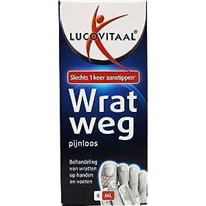 Lucovitaal Wart weg – 4 ml