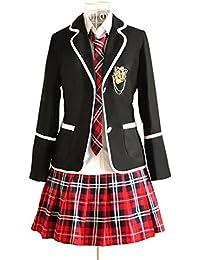 URSFUR Uniforme/Costume Scolaire Japonais Qualité Supérieure Garantie(Taille M)