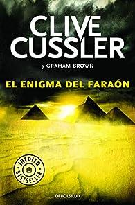 El enigma del faraón par Clive Cussler