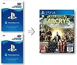 Crédit PSN pour Far Cry 5 Gold | Code Jeu PS4 - Compte français