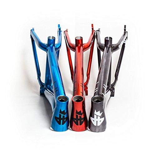 SWAY 26″ Dirtjump Fahrradrahmen aus Aluminium von beddo, Qualitäts Rahmen für ein Dirt Bike Fahrrad