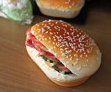 GeekGoodies Burger Decorative Food Fridg...