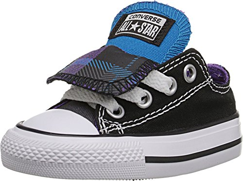 Converse Plaid Sneakers (Converse 650065F: Chuck Taylor All Star Plaid Double Tongue Sneaker Kid's)