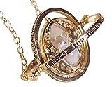 Collier et pendentif en métal. Série HARRY POTTER. Modèle