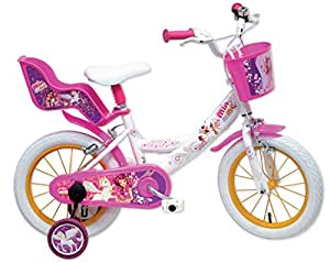 mia and me fahrrad kinder sport freizeit. Black Bedroom Furniture Sets. Home Design Ideas