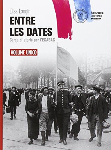 Entre Les Dates. Volume unico [Lingua francese]