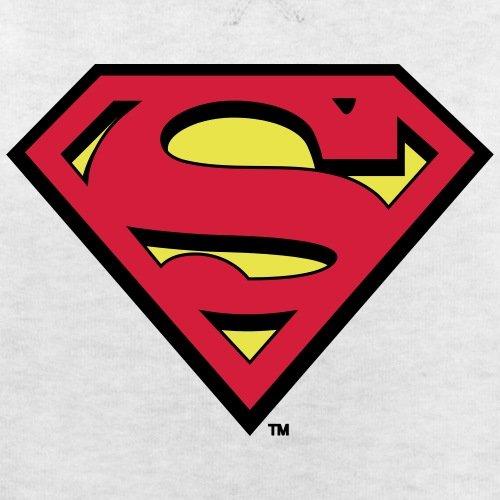 DC Comics Superman Logo Classique Sweat-shirt Femme Stanley & Stella de Spreadshirt® gris crème chiné