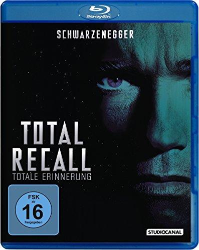 Bild von Total Recall - Totale Erinnerung [Blu-ray]