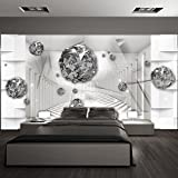 murando - XXL Fototapete 500x280 cm - Größe Format 5m - Vlies Tapete - Moderne Wanddeko - Design Tapete - Abstrakt Diamant a-C-0050-x-a
