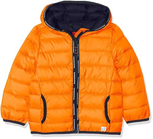 s.Oliver Jungen Jacke 64.802.51.4322, Orange (Orange 2316), 116