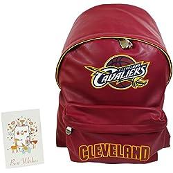 NBA Cleveland Cavaliers Mochilla Bolso Escolar