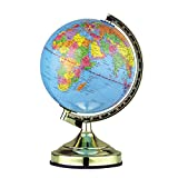 Illumini 13-inch Globe Touch Lamp with Bulb