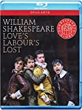 Shakespeare: Loves Labours Lost [Globe on Screen] [Blu-ray] [2010]