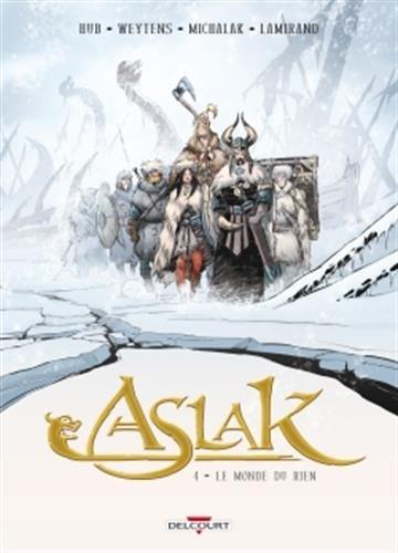 Aslak (04) : Le monde du rien