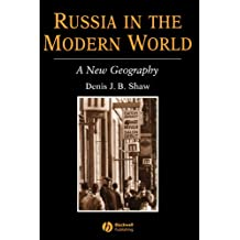 Russia in Modern World (The Royal Geographical Society with the Institute of British Geographers Studies in Geography)