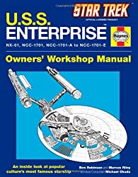 Star Trek: U.S.S Enterprise: Haynes Manual