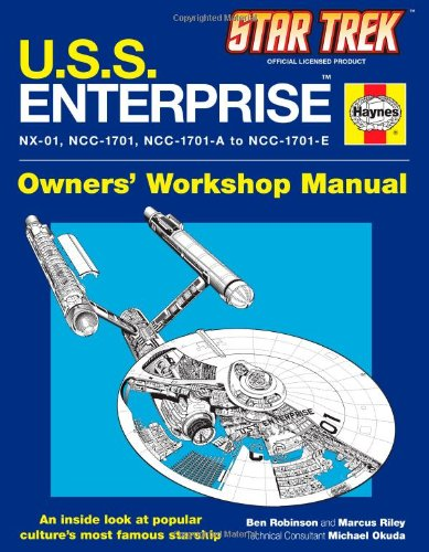 Star Trek: U.S.S. Enterprise Haynes Manual