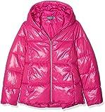 United Colors of Benetton Mädchen Jacke Jacket, 2EO053DC0, Rosa (Cyclamen 06c), 110 (Herstellergröße: XS)