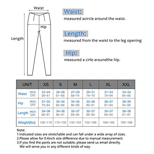 51iFxfb9hPL. SS500  - IUGA Yoga Pants with Pockets, Workout Running Leggings with Pockets for Women