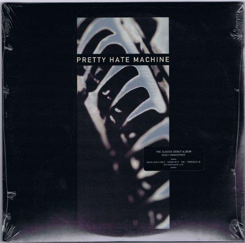 Nine inch nails - Pretty hate machine - remastered double LP
