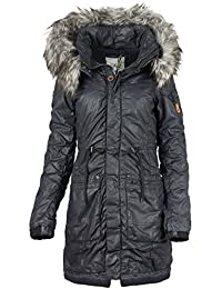Khujo Julita 1562CO163 Damen-Winterjacke