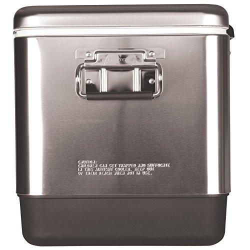 Coleman Kühlbox 'Steel' 52 Liter