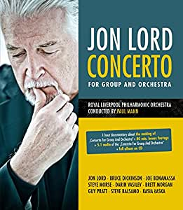 Concerto For Group And Orchestra [Blu-ray] [2013]