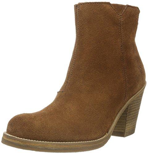 Liebeskind Berlin Damen LS0122 Crosta Kurzschaft Stiefel, Braun (Samurai Brown 8766), 39 EU (Boots Am Ankle Besten)