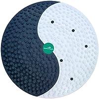 Preisvergleich für HealthPanion 1 Set aus Akupressur Fitness Fuß Matte mit Magnetic Design für Stress, Foot Pain oder Back Pain Relief...