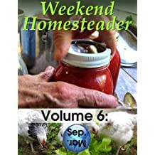 Weekend Homesteader: September (English Edition)