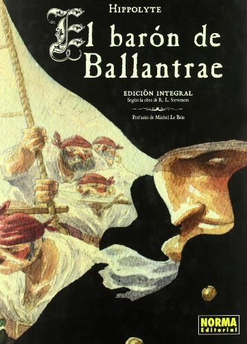 El baron de Ballantrae / The Baron of Ballantrae Cover Image