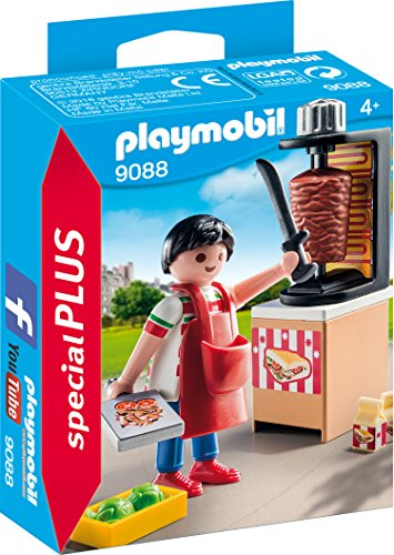 Playmobil 9088 - Kebap-Grill (Grill Centro)