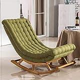 KWYJ Schaukelstuhl für Wohnmöbel, Wohnzimmer Style 2