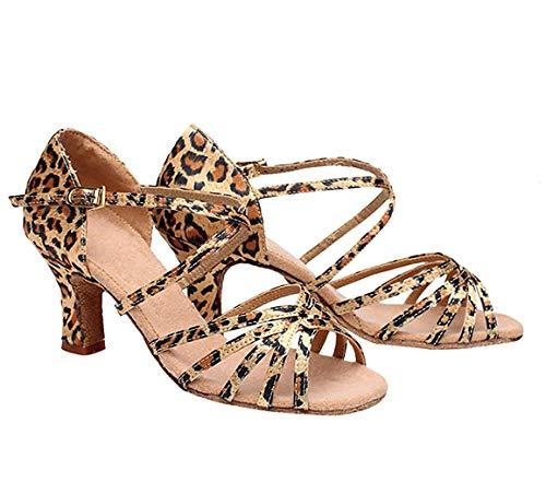 Fashion Frauen Sommer Tanzkleid Latein Tanzschuhe Schuhe Schuhe - Tanzschuhe Turnschuhe Ballsaal Mädchen Damen Tango Salsa Jazz Tanzschuhe, Style 2 - Größe: 40