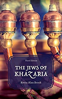 The Jews of Khazaria di [Brook, Kevin Alan]