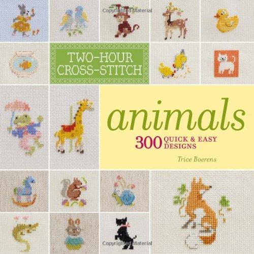Animals (Two-hour Cross Stitch)