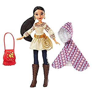 Disney Princess Elena of Avalor Adventure Princess Doll