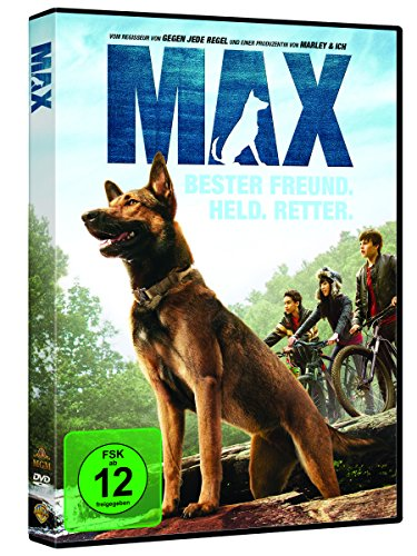 Max – Bester Freund. Held. Retter.