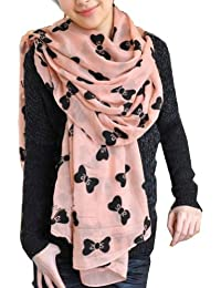 Viskey Women Girls Fashion Soft Functional Christmas Deer Scarves