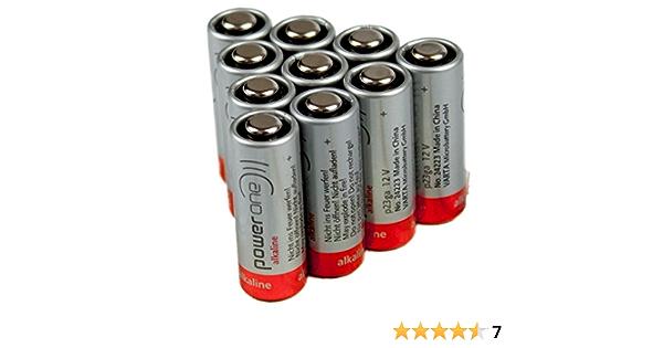 Varta Battery V23ga Pack Of 10 Elektronik