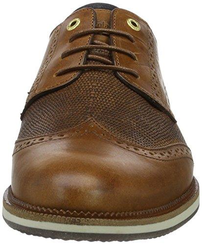 Pantofola d'Oro Herren Rubicon Uomo Low Sneaker Braun (Tortoise Shell)