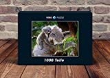 VERO PUZZLE 46310 Animals Koala Bear, 1000 pieces in high quality, cellophaned puzzle box