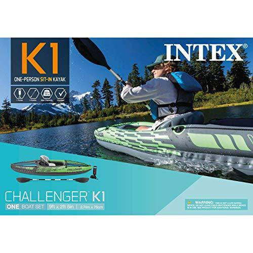 Intex Schlauchboot für 1 Person im Test und Praxis-Check - 5