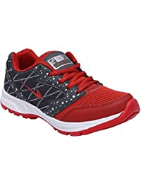 Aero Fax Men's Red Sports Shoes -10